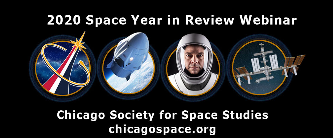 2020 Space Year in Review Webinar
