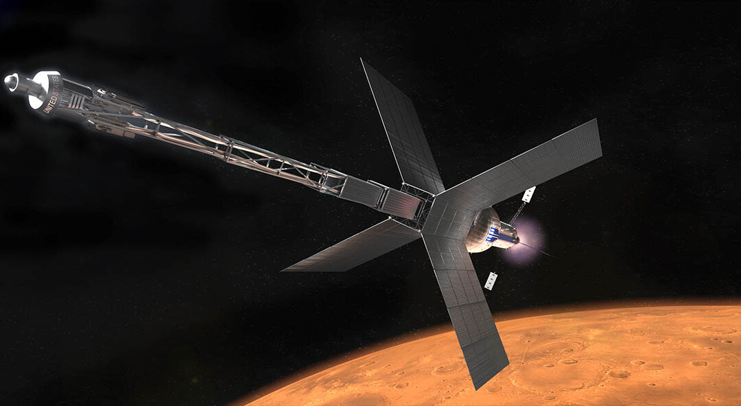 Nuclear Propulsion for Manned Mars Missions
