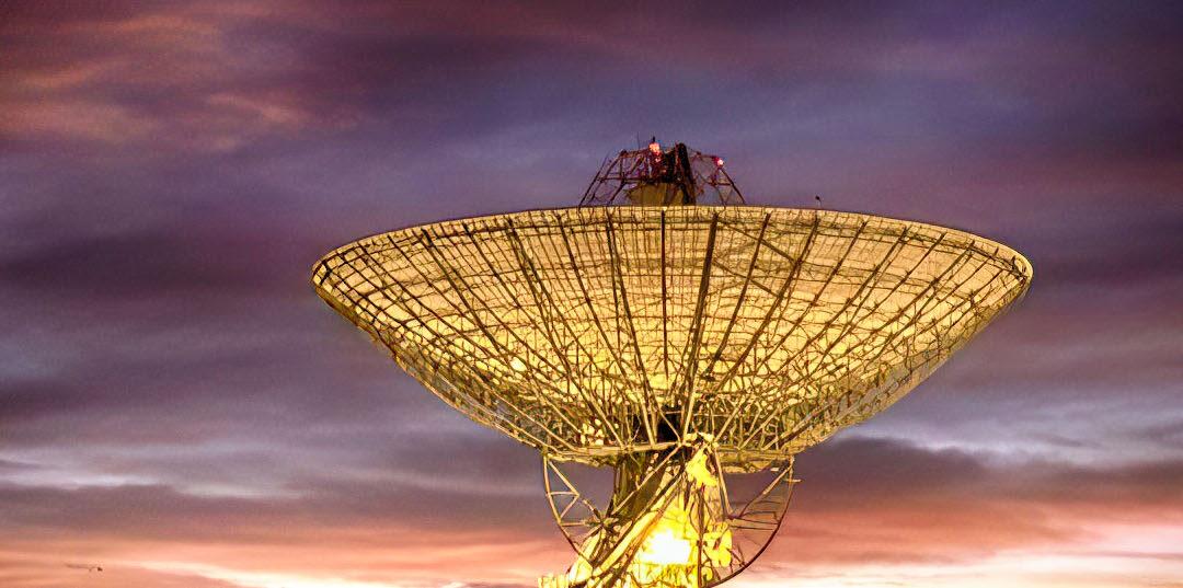 Australia CSIRP Radio Telescope, Interstellar Communications