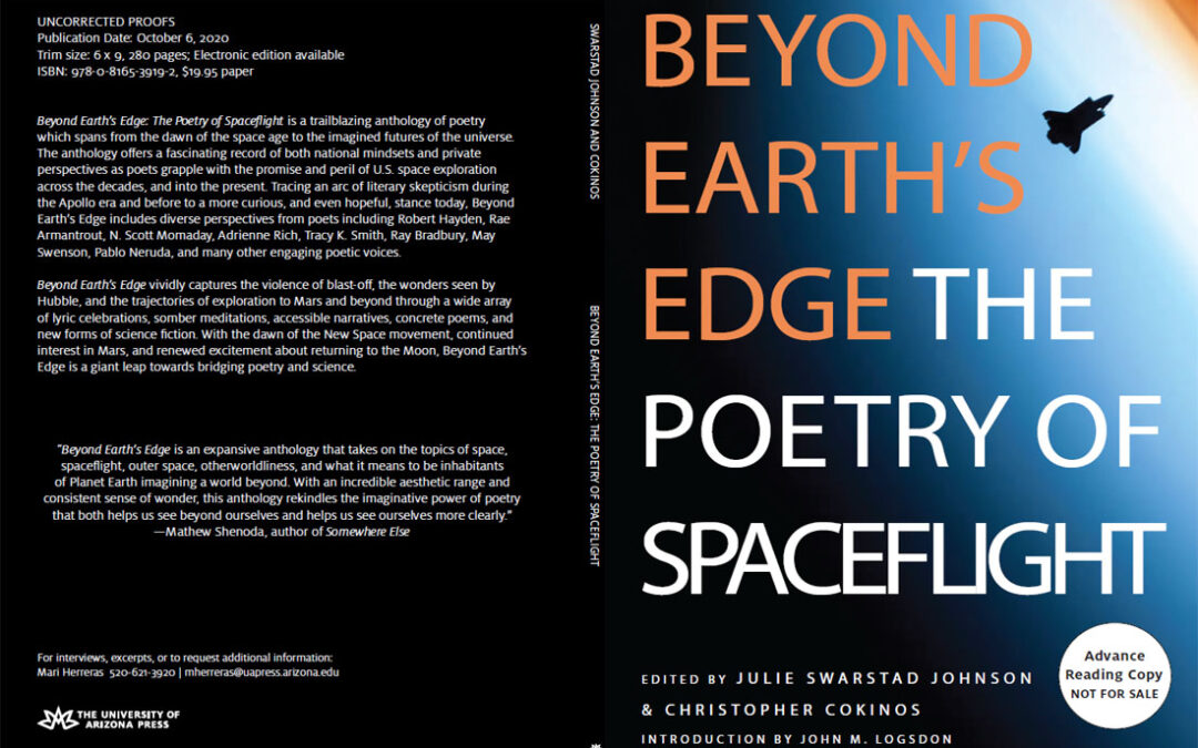 Book Review: Beyond Earth's Edge The Poetry of Spaceflight