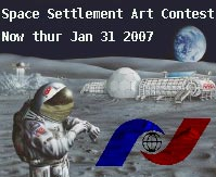 National Space Society Space Settlement Art Contest