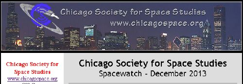 Spacewatch email newsletter