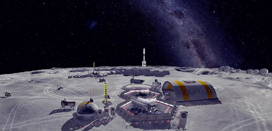 Back to the Moon for Good - Google LUNAR XPRIZE Video