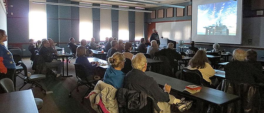 Chicago Society for Space Studies Public Program